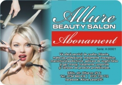 Allure Beauty Center Sibiu:Allure Beauty Center, Hair styling, cosmetica, manichiura-pedichiura, masaj, make-up, Sibiu