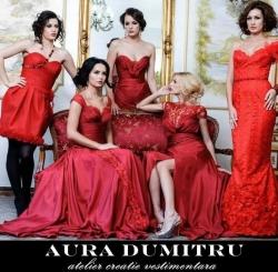 Atelier Aura Dumitru Timisoara:Atelier Aura Dumitru, Creatie vestimentara - rochii de mireasa, rochii de seara