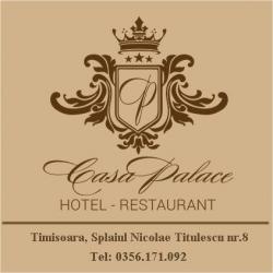 Casa Palace Timisoara:Casa Palace Hotel Restaurant, Organizari evenimente, nunti, petreceri private, cazare, catering, sali conferinte, terasa, Timisoara