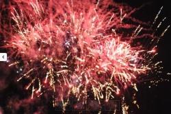 Fireshow Timisoara:Fireshow, Focuri de artificii