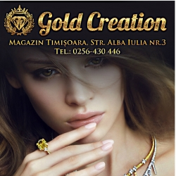 Gold Creation Timisoara:Bijuteria Gold Creation, Bijuterii, inele de logodna, verighete - comenzi si reparatii, Timisoara