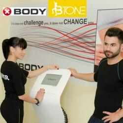 X Body Timisoara:Btone - X Body - Timisoara, Antrenament cu impulsuri electrice plus exercitii fizice pentru slabire rapida in cm, tonifiere, recuperare dupa sarcina