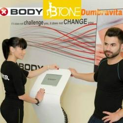 X Body Dumbravita:Btone - X Body - Dumbravita, Antrenament cu impulsuri electrice plus exercitii fizice pentru slabire rapida in cm, tonifiere, recuperare dupa sarcina